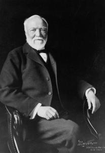 Andrew Carnegie Aço